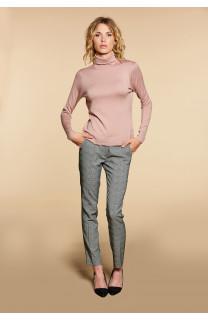 Sweater SWEATER BASIC Woman W18313W (38488) - DEELUXE-SHOP