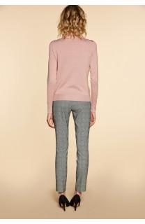Sweater SWEATER BASIC Woman W18313W (38489) - DEELUXE-SHOP
