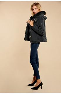 Puffy Jacket CHRISTIE Woman W18611W (38585) - DEELUXE-SHOP