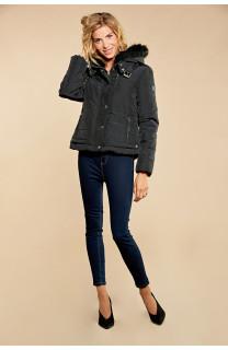 Puffy Jacket CHRISTIE Woman W18611W (38586) - DEELUXE-SHOP