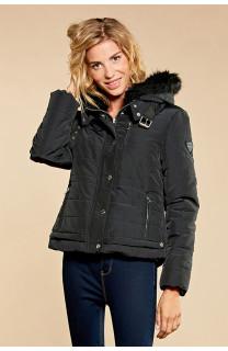 Puffy Jacket CHRISTIE Woman W18611W (38587) - DEELUXE-SHOP