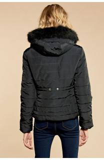 Puffy Jacket CHRISTIE Woman W18611W (38588) - DEELUXE-SHOP