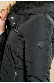 Puffy Jacket CHRISTIE Woman W18611W (38589) - DEELUXE-SHOP