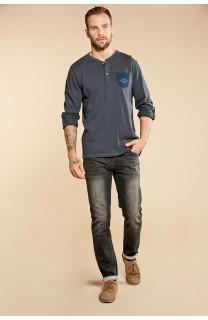 T-shirt T-shirt DISASTER Man W18131 (38748) - DEELUXE-SHOP