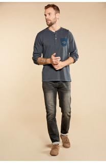T-shirt T-shirt DISASTER Man W18131 (38749) - DEELUXE-SHOP
