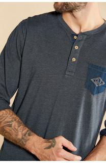 T-Shirt DISASTER Homme W18131 (38751) - DEELUXE