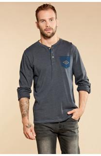 T-Shirt DISASTER Homme W18131 (38752) - DEELUXE