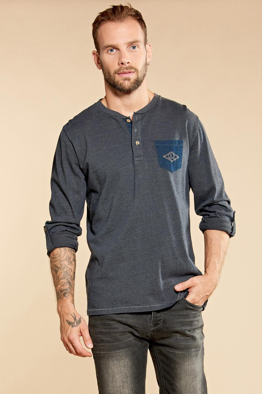 T-shirt T-shirt DISASTER Man W18131 (38752) - DEELUXE-SHOP
