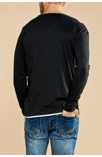 T-Shirt LEGENDSON Homme W18197 (38797) - DEELUXE