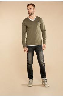 T-Shirt LEGENDSON Homme W18197 (38800) - DEELUXE