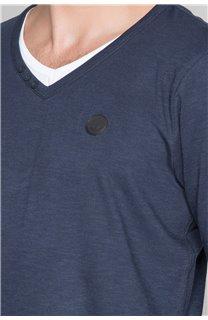 T-Shirt LEGENDSON Homme W18197 (38808) - DEELUXE