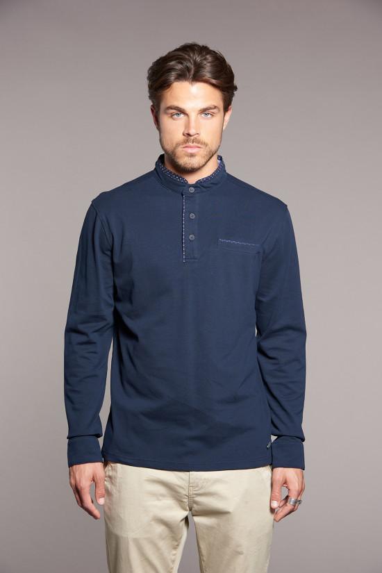Polo shirt LORDY Man W18214 (38836) - DEELUXE-SHOP