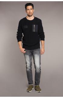 Sweater Sweater MISSILE Man W18315 (38859) - DEELUXE-SHOP
