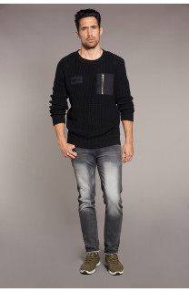 Pull MISSILE Homme W18315 (38859) - DEELUXE