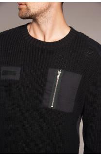 Sweater Sweater MISSILE Man W18315 (38861) - DEELUXE-SHOP