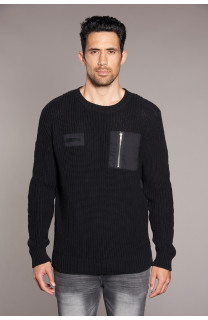 Pull MISSILE Homme W18315 (38862) - DEELUXE