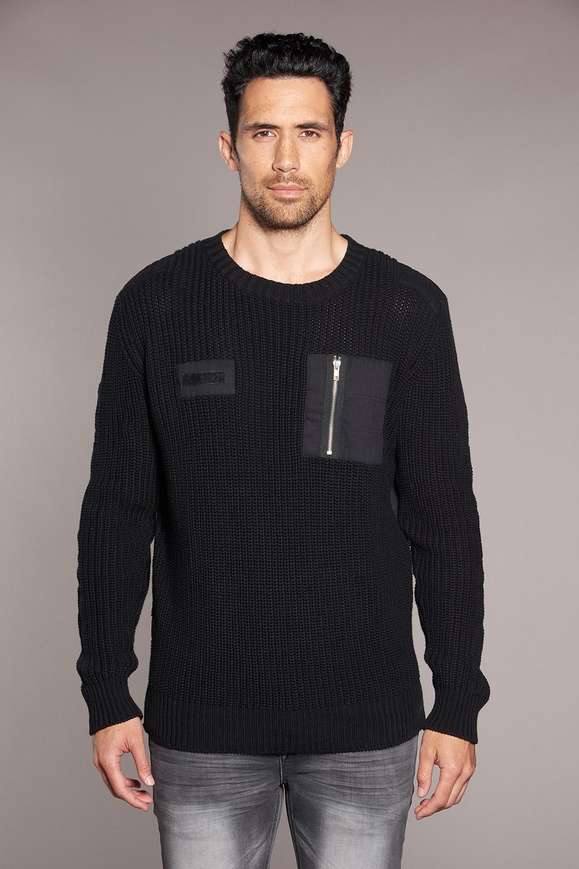 Sweater Sweater MISSILE Man W18315 (38862) - DEELUXE-SHOP