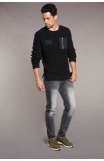 Sweater Sweater MISSILE Man W18315 (38863) - DEELUXE-SHOP