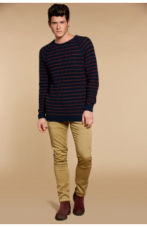 Sweater Sweater LEOTIE Man W18326 (38889) - DEELUXE-SHOP