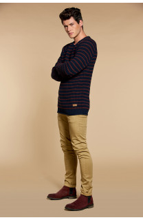 Sweater Sweater LEOTIE Man W18326 (38890) - DEELUXE-SHOP