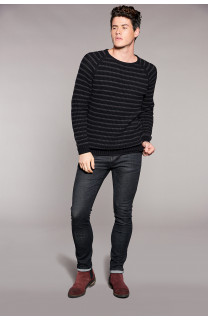 Sweater Sweater LEOTIE Man W18326 (38896) - DEELUXE-SHOP