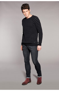 Sweater Sweater LEOTIE Man W18326 (38897) - DEELUXE-SHOP