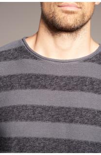 Sweater AWESOME Man W18337 (38930) - DEELUXE-SHOP