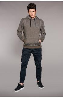 Sweatshirt Sweatshirt RUSSO Man W18545 (39062) - DEELUXE-SHOP