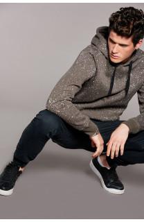 Sweatshirt Sweatshirt RUSSO Man W18545 (39063) - DEELUXE-SHOP