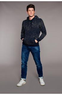 Sweatshirt Sweatshirt RUSSO Man W18545 (39067) - DEELUXE-SHOP