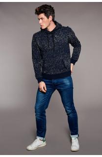 Sweatshirt Sweatshirt RUSSO Man W18545 (39068) - DEELUXE-SHOP