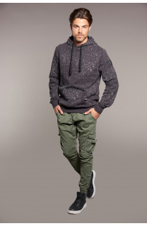 Sweatshirt Sweatshirt RUSSO Man W18545 (39072) - DEELUXE-SHOP