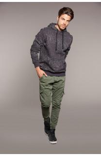 Sweatshirt Sweatshirt RUSSO Man W18545 (39074) - DEELUXE-SHOP
