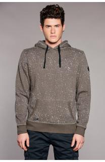 Sweatshirt Sweatshirt RUSSO Man W18545 (39075) - DEELUXE-SHOP