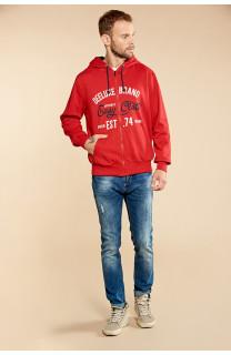 Sweatshirt Sweatshirt NEWSONG Man W18554 (39079) - DEELUXE-SHOP