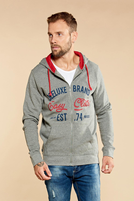 Sweatshirt Sweatshirt NEWSONG Man W18554 (39084) - DEELUXE-SHOP