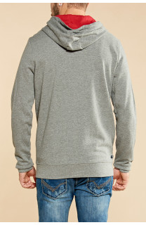 Sweatshirt NEWSONG Man W18554 (39085) - DEELUXE-SHOP
