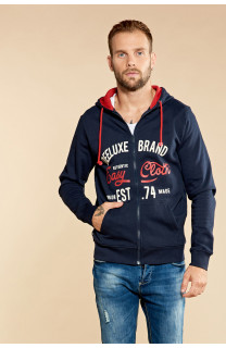 Sweatshirt NEWSONG Man W18554 (39090) - DEELUXE-SHOP