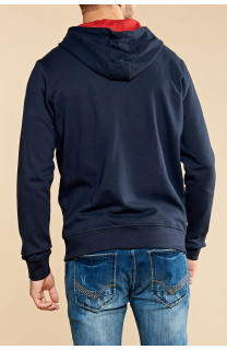 Sweatshirt NEWSONG Man W18554 (39091) - DEELUXE-SHOP
