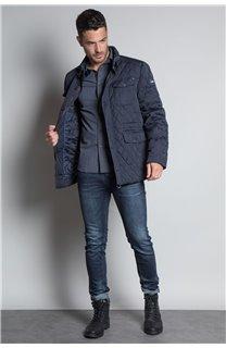 Jacket JACKET BELIEVE Man W18664 (39169) - DEELUXE-SHOP
