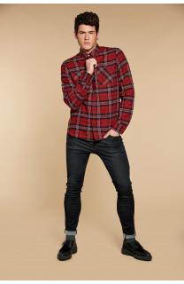 Shirt JAGGER Man W18421 (39225) - DEELUXE-SHOP