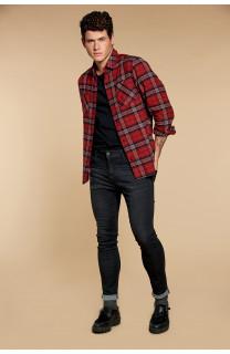 Shirt JAGGER Man W18421 (39227) - DEELUXE-SHOP