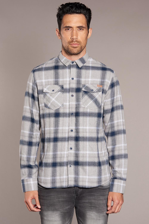 Shirt Shirt ENOLA Man W18423 (39230) - DEELUXE-SHOP