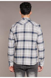 Shirt Shirt ENOLA Man W18423 (39231) - DEELUXE-SHOP