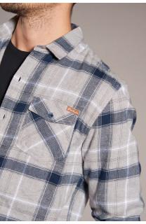 Shirt Shirt ENOLA Man W18423 (39232) - DEELUXE-SHOP