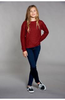 Sweater Sweater STORY Girl W18306G (39355) - DEELUXE-SHOP