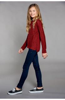 Sweater Sweater STORY Girl W18306G (39356) - DEELUXE-SHOP