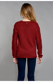 Sweater Sweater STORY Girl W18306G (39357) - DEELUXE-SHOP