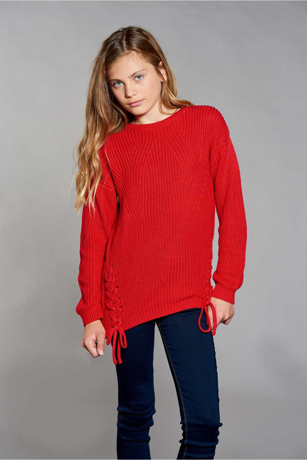 Sweater TRENDY Girl W18311G (39360) - DEELUXE-SHOP