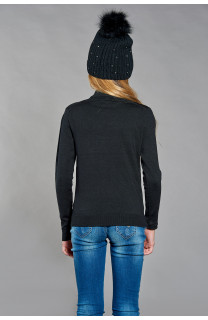 Sweater Sweater BASIC Girl W18313G (39365) - DEELUXE-SHOP